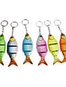 Lifelike Keychain Style de poisson (couleur aleatoire)