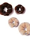 Hot Buns Disk krultangen (willekeurige kleur)