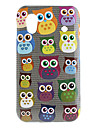 Owl Pattern Hard Case for Samsung Galaxy Ace S5830