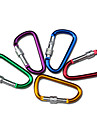 "6cm Aluminium Alloy ""D"" Pattern Hook (Random Colors)"