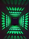 3 LED Integre Moderne/Contemporain Plaque Fonctionnalite for LED Ampoule incluse,Eclairage d\'ambiance Applique murale