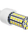 5W G9 LED лампы типа Корн T 47 SMD 5050 480 lm Естественный белый AC 220-240 V