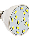 4W E14 / GU10 / E26/E27 LED Spotlight MR16 15 SMD 5630 300 lm Warm White / Cool White AC 220-240 / AC 110-130 V