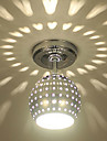 3 Монтаж заподлицо ,  Современный Электропокрытие Особенность for Светодиодная лампа Мини Металл Гостиная Столовая Прихожая Коридор