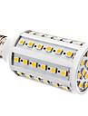 10W E26/E27 LED лампы типа Корн T 60 SMD 5050 800 lm Тёплый белый DC 12 V