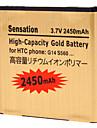 2450mAh PDA Battery Pack for HTC G14/S560 (3.7V)