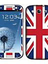 National Flag Pattern Body Sticker for Samsung Galaxy S3 I9300