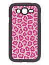 Pink Leopard Printing Pattern Hard Case for Samsung Galaxy Grand DUOS I9082