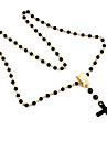 Женский Ожерелья с подвесками Сплав Крестообразной формы Бижутерия Повседневные