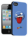 Tongue Pattern 3D Effect Case for iPhone5