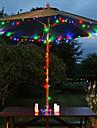Солнечная энергия 22М 200 светодиодных Строка Фея свет лампы Рождество Свадьба Декор сада