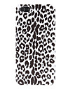 Glossy Leopard Print Pattern Hard Case for iPhone 5/5S