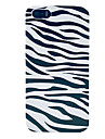Zebra Fur Case Cover for iPhone 5/5S