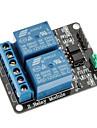2 ch 12v реле низкого уровня для реле (для arduino) (работает с официальными (для arduino) панелями)