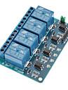 Низкий уровень триггера модуль реле 4-канальный 12 для (для Arduino) (работает с официальным (для Arduino) плат)