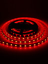 5M 60W 60x5050SMD 3000-3600LM Red Light LED Strip Light (DC12V)