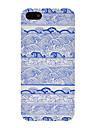 Blu e bianco di buon auspicio nuvole modello rigido del PC per iPhone 5/5S