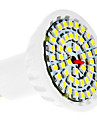 4W GU10 LED Spotlight 48 SMD 3528 360 lm Cool White AC 220-240 V