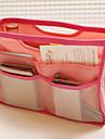 SecretBag multi-función de almacenamiento del paquete del bolso / el bolso cosmético / Paquete de Almacenamiento (color al azar)