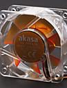 AK-186-Ultra-Quiet L2B 6cm Long Life PC Case Fan