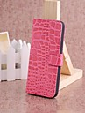 iPhone 7 Plus Luxury Alligator Pattern Wallet Case Wallet Leather Case for iPhone 6s 6 Plus SE 5s 5c 5