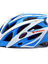MOON velo bleu et blanc PC / EPS 21 Vents de protection Casque tour