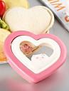 Sanduíche do amor do coração clássico Shaped & Toast Mold