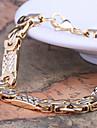 pulsera de acero titanium de los hombres Rose® senorita