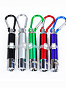 LED Flashlights/Torch / Handheld Flashlights/Torch LED 1 Mode <50 Lumens Waterproof Others AG13 Climbing / Traveling - Others ,Black /