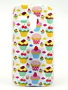 Stawberry  Cakes Pattern Soft Case Cover for Moto G