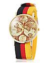 Женские Модные часы Наручные часы Кварцевый Группа Разноцветный