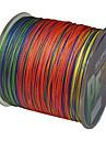 500M / 550 Yards PE Braided Line / Dyneema / Superline Fishing Line Assorted Colors 40LB / 30LB / 22LB / 35LB 0.2;0.23;0.26;0.28 mm For