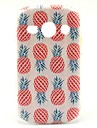 Pineapple Fruit Pattern Hard Case for Samsung Galaxy Fame S6810/S6818