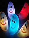 lindo Rotocast luz cambia de color la noche para la fiesta de halloween