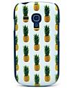 Ананас Pattern жесткого пластика Чехлы для Galaxy Samsung S3 мини I8190