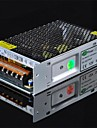 60W 12V 5A Power Supply Driver / Switch for LED Strip Light - Silver