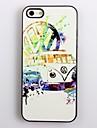 Bus Projeto Alumínio Hard Case para iPhone 4/4S