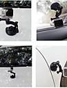 Dulane - 80cm aspiration puissante porte-gobelet voiture pour Hero GoPro 2/3 / 3+ - noir