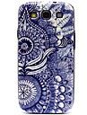 Special Flowers Pattern Hard Plastic Cases for Galaxy Samsung S3 I9300