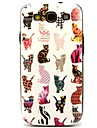 Colorful Cats Pattern Hard Plastic Cases for Galaxy Samsung S3 I9300