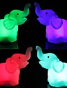 Coway Seiso Like Nightlight Dumbo Villain Light Värikäs LED Night Light