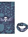 Women\'s / Men\'s / Unisex Sport Bandana / Neck Gaiters / Neckwarmers Ultraviolet Resistant / Breathable / Windproof / Wearable Dark Blue