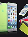 Ultrathin 0.3mm Colorful Scrub PP Case for iPhone 6 Plus(Assorted Color)