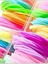 флуоресценции силикона дружба браслет (многоцветная) (10шт)