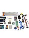 kt0001 r3 kit d\'apprentissage de demarrage uno pour cartes Arduino officielles multicolore