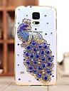 luksus diamanter krystal bånd bagsiden tilfældet for Samsung Galaxy s5 mini