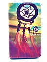 Dream Catcher Pattern PU Leather Case Cover with Stand and Card Holder for Nokia Lumia 625 N625