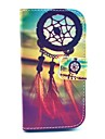 Dream Catcher Pattern PU Leather Cover Case with Stand for Samsung Galaxy Trend Lite S7390/S7392