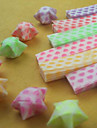 υλικά φωτεινή origami αστέρι (27 τεμ / bag)