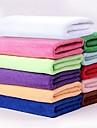 многофункциональный тончайший слой прямоугольной скорость сухое полотенце (случайный цвет)